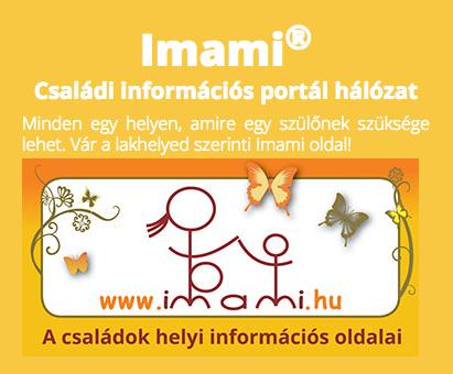 Imami.hu reszponzív grafikai tervezés