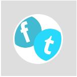 Közösségi média integráció